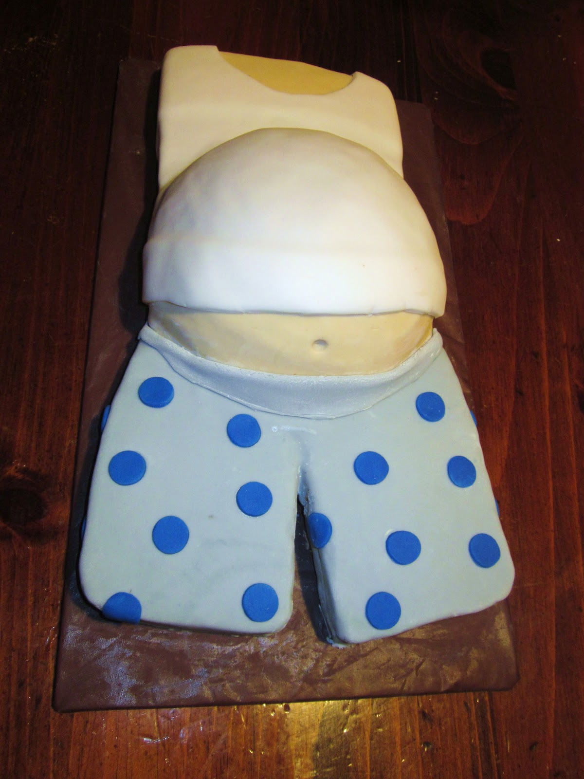 Second Generation Cake Design Beer Belly 50th Birthday Cake