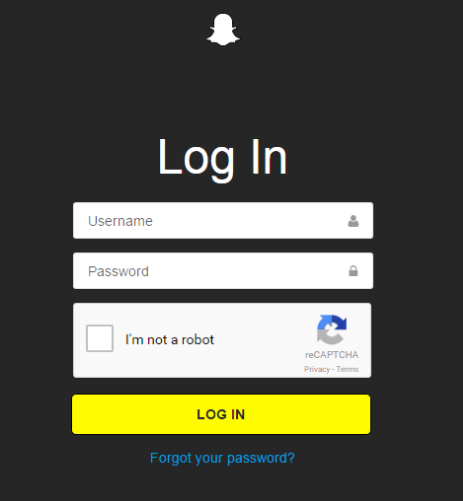 How to Login Snapchat Online