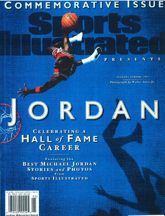 Jewel Food Stores Ad Michael Jordan