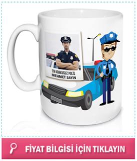 polislere hediye