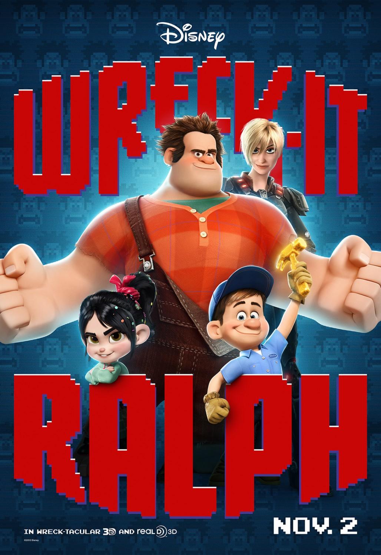 Wreck-It Ralph (2012) ταινιες online seires xrysoi greek subs