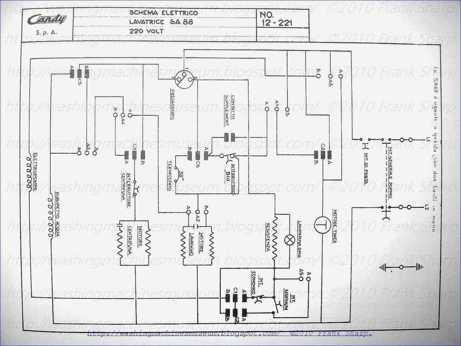 washing machine schematic diagram [ 1600 x 1200 Pixel ]