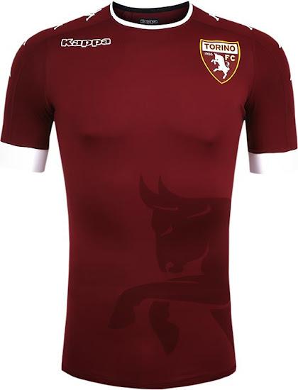 Torino 16 17 kits released footy headlines for Kit tornio