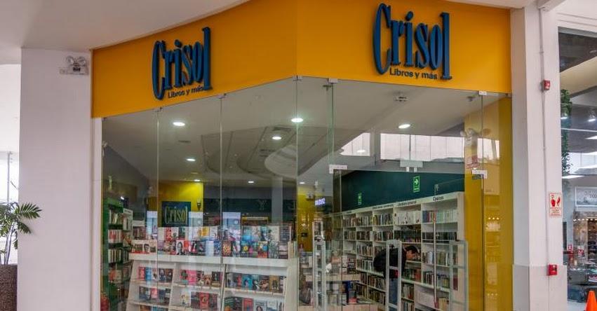 Librerías Crisol reabre sus tiendas con grandes descuentos para la comunidad lectora
