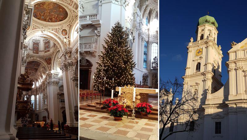 Ausflug nach Passau - Dom - Dezember 2017