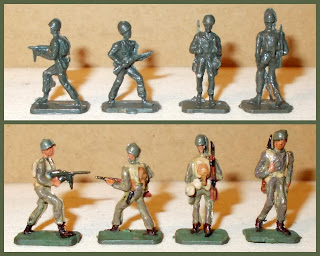 151; 151a; 181; 181a; 183; 183a; 184; 184a; 185; 185a; 1:100th Scale; AFV Kit Figures; AFV Kits; ATGW; Austrian Toy Soldier; Cold War Era Troops; HO - Gauge; Machine Gunners; Made in Austria; MG Gunners; Miniatur Modell; Mortar Man; Mortar Team; NATO; Plastic Toy Soldiers; Rmm; Roskopf; Roskopf Miniatur-Modell; Small Scale World; smallscaleworld.blogspot.com; Warpack; Warsaw Pact;