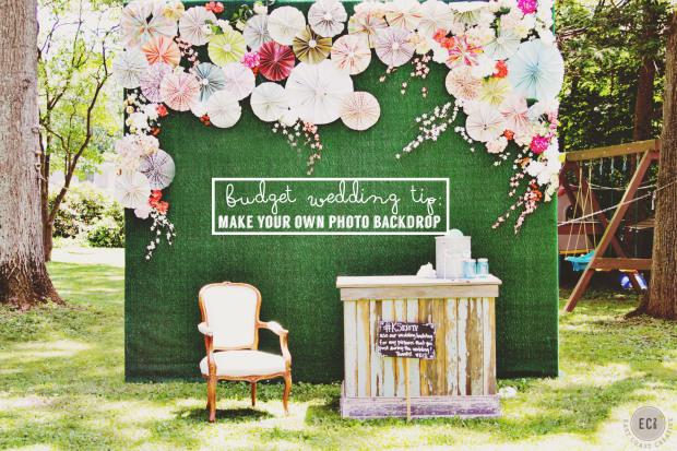 Contoh Gambar Dekorasi Photobooth Unik Untuk Pernikahan
