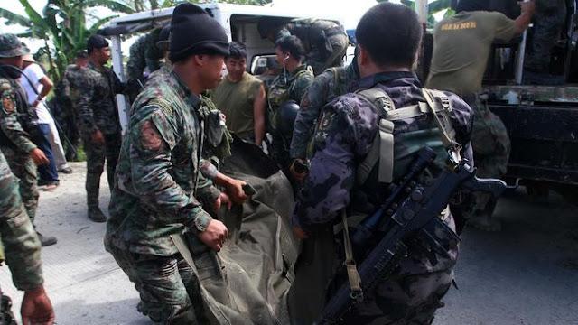 ISIS Klaim Bertanggung Jawab atas Baku Tembak Militan dan Militer Filipina