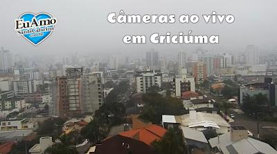 câmeras ao vivo de criciúma santa catarina