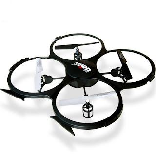Spesifikasi UDI U818A Drone - OmahDrones