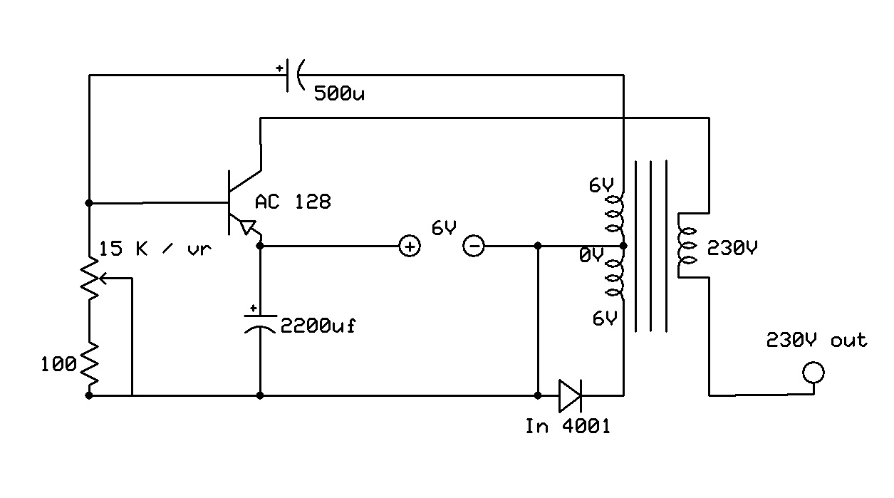 electronic circuits is about simple important circuit diagrams