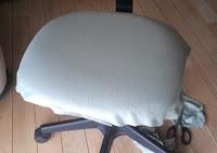 tapicerowanie krzesełka