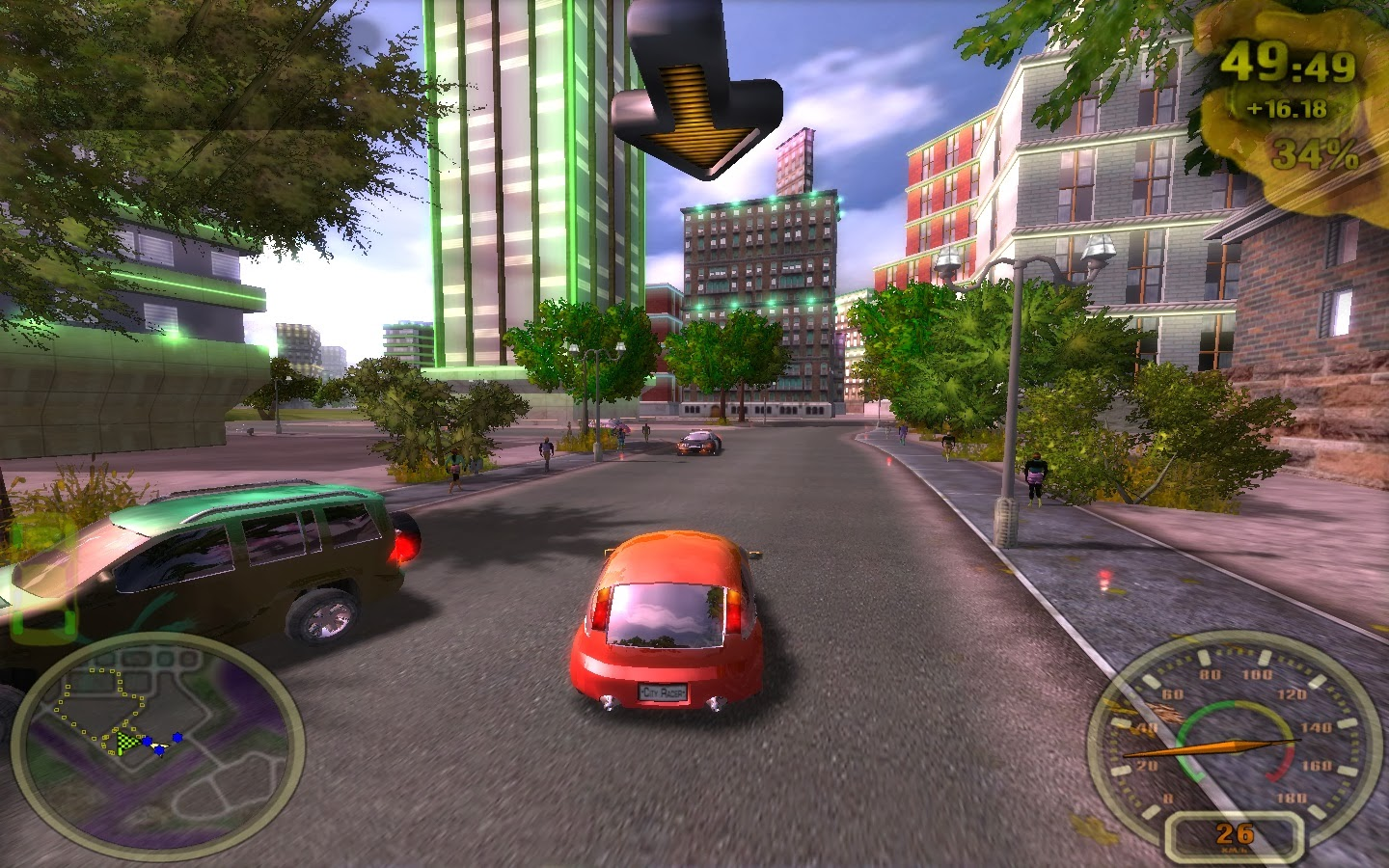 Offline Car Racing Games
