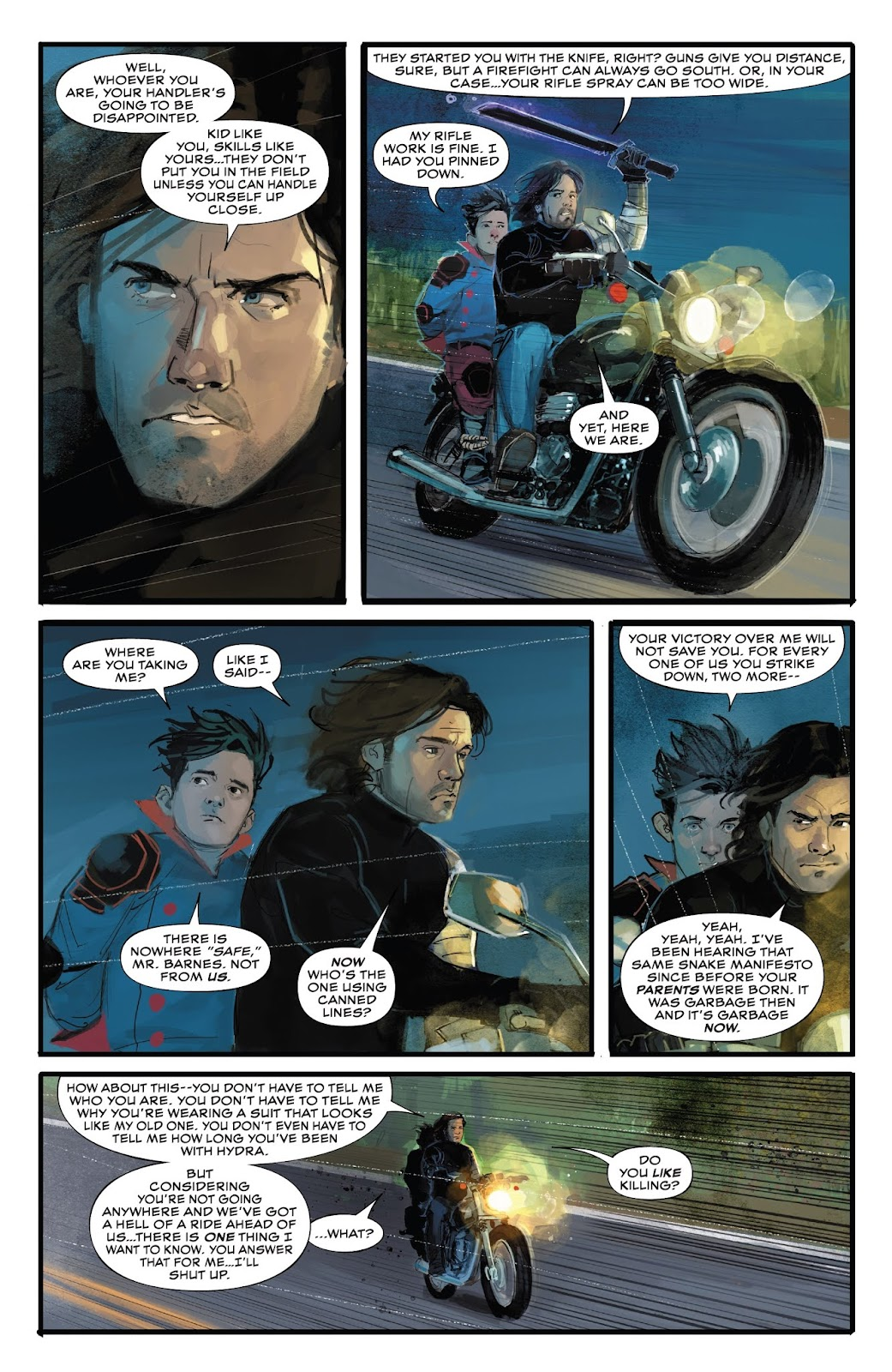 Read online Winter Soldier (2018) comic -  Issue #2 - 15