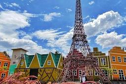 Wisata di Kota Bogor Berasa Eropa