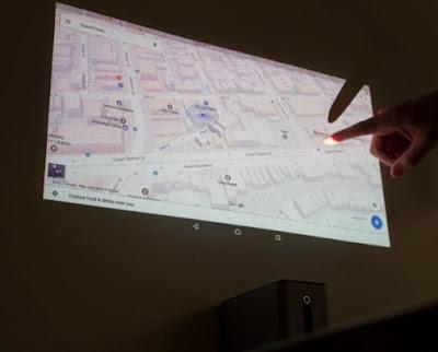 Sony Xperia Touch Proyektor Interaktif kelurga baru Xperia