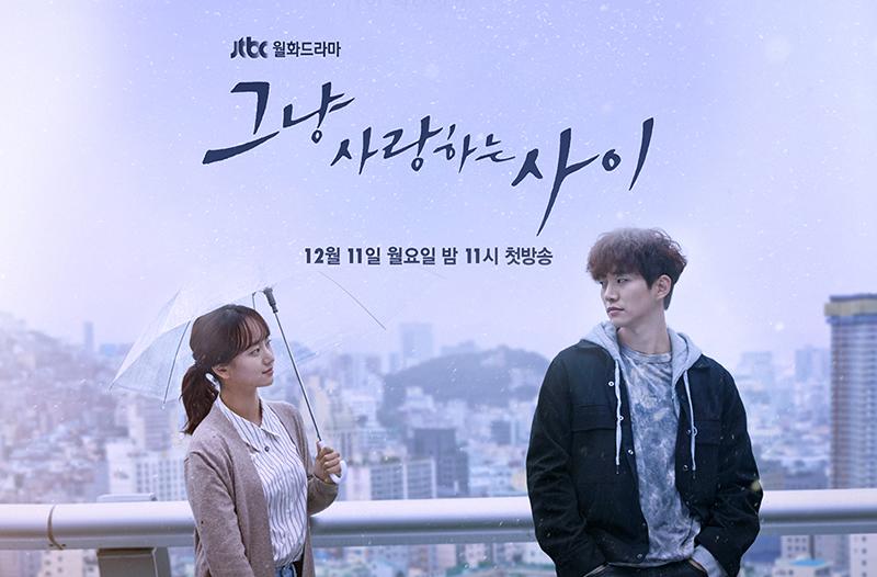 Drama Korea (Just Between Lovers Sub Indo) ini menceritakan tentang seorang pemuda yang bernama Lee Gang-Doo (Lee Joon-Ho), dia memiliki impian menjadi pemain sepak bola yang terkenal, namun suatu hari sebuah kecelakaan mengakhiri impian Gang-Doo. Ayahnya meninggal dalam kecelakaan tersebut dan kakinya patah. Gang-Doo menghabiskan 3 tahun untuk melakukan pengobatan. Gang-Doo kemudian bertemu dengan seorang wanita bernama Ha Moon-Soo (Won Jin-A).