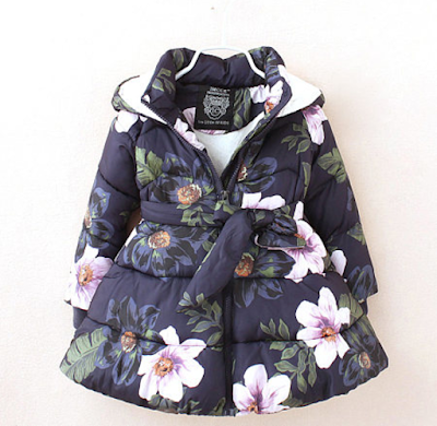 Popreal jaket for girls and kids school bags