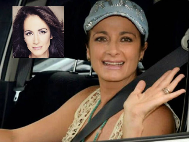 De actriz de Televisa a chofer de Uber