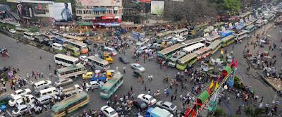 Buon anno a Dacca