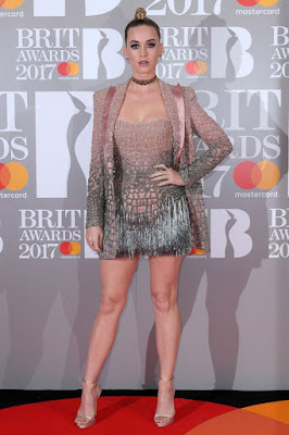 Katy Perry Brit Awards2017