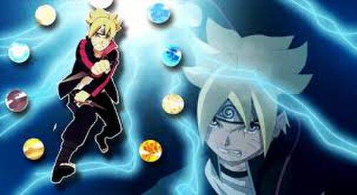 Hình ảnh Boruto Naruto Thế Hệ Tiếp Theo