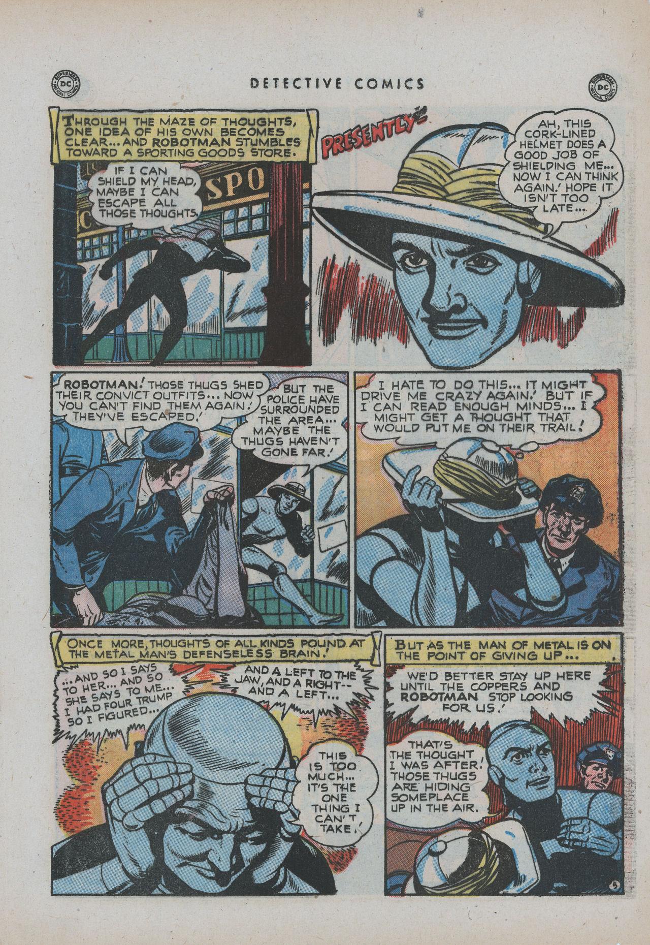 Read online Detective Comics (1937) comic -  Issue #154 - 31