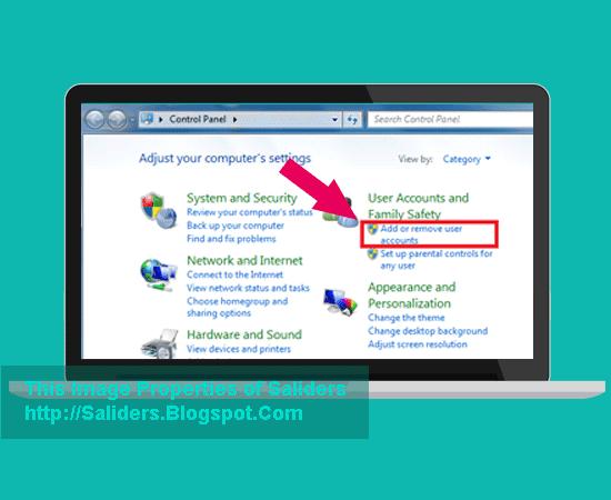 How to make new user account on Windows 7, 8, 8.1, Windows 10, Cara membatasi anak pada komputer, cara membuat user account terbaru