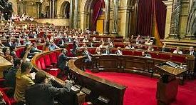 parlement catalan