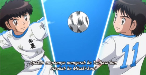 Captain Tsubasa 2018 Episode 9 Subtitle Indonesia