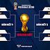 Lịch thi đấu tứ kết World Cup 2018