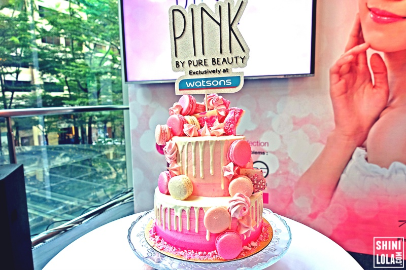 Pink by Pure Beauty Cake