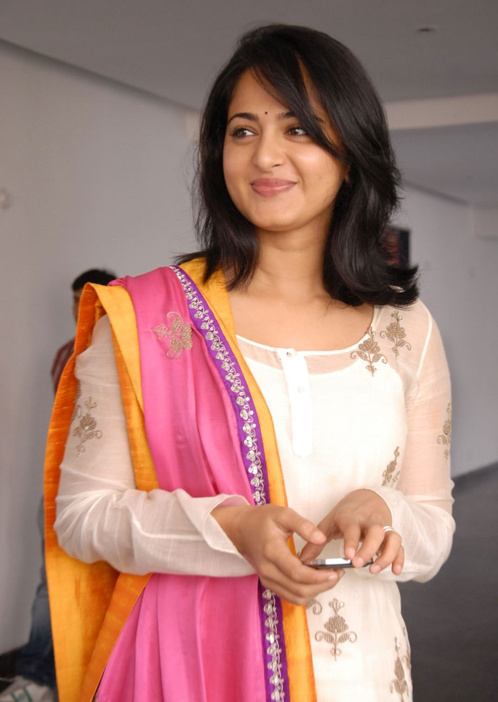 Anushka Shetty in Churidar Suit