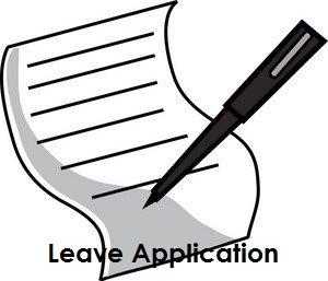 लीव एप्लीकेशन लेटर कैसे लिखे | पूरी जानकारी हिंदी मैं उदाहरण के साथ