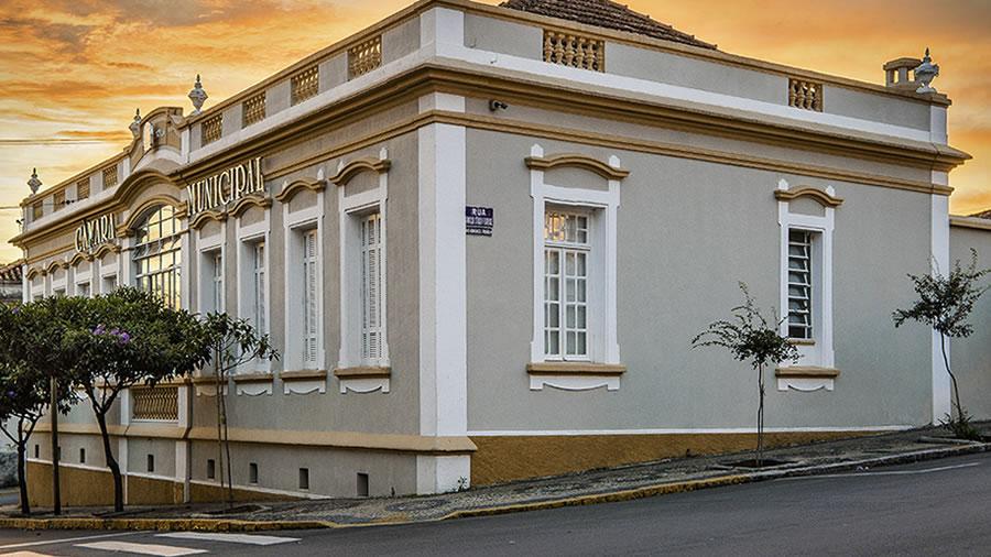 Foto da Camara Municipal de Espirito Santo do Pinhal