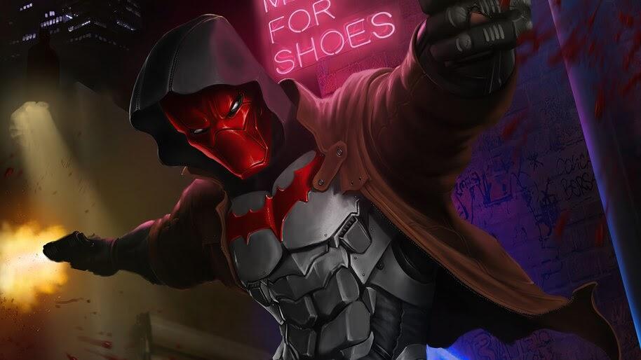 Red Hood, DC, Anti-Hero, 4K, #6.2405
