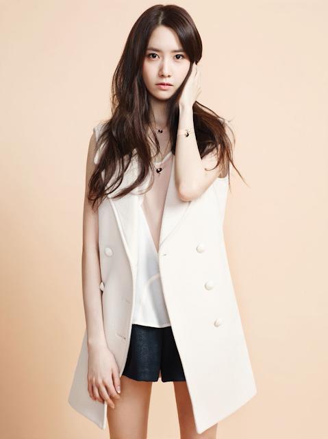 Steal Her Look: Yoona's Sleeveless Jacket