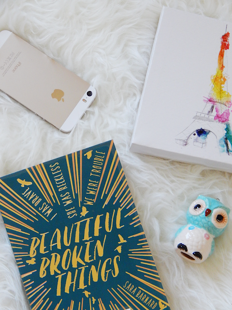 Beautiful  Broken Things No Spoiler Book Review | sprinkledpages