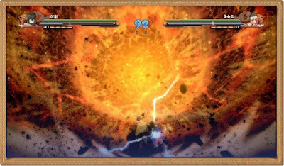 Naruto Shippuden Ultimate Ninja Storm 4 PC Gameplay