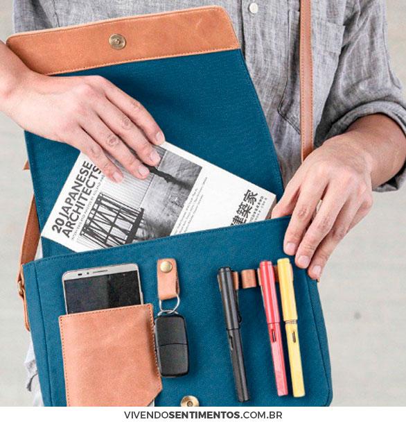 Bolsas de vários estilos para organizar seu dia a dia - Newchic