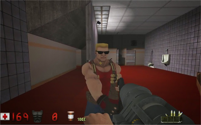 Duke Nukem 3D Mirror