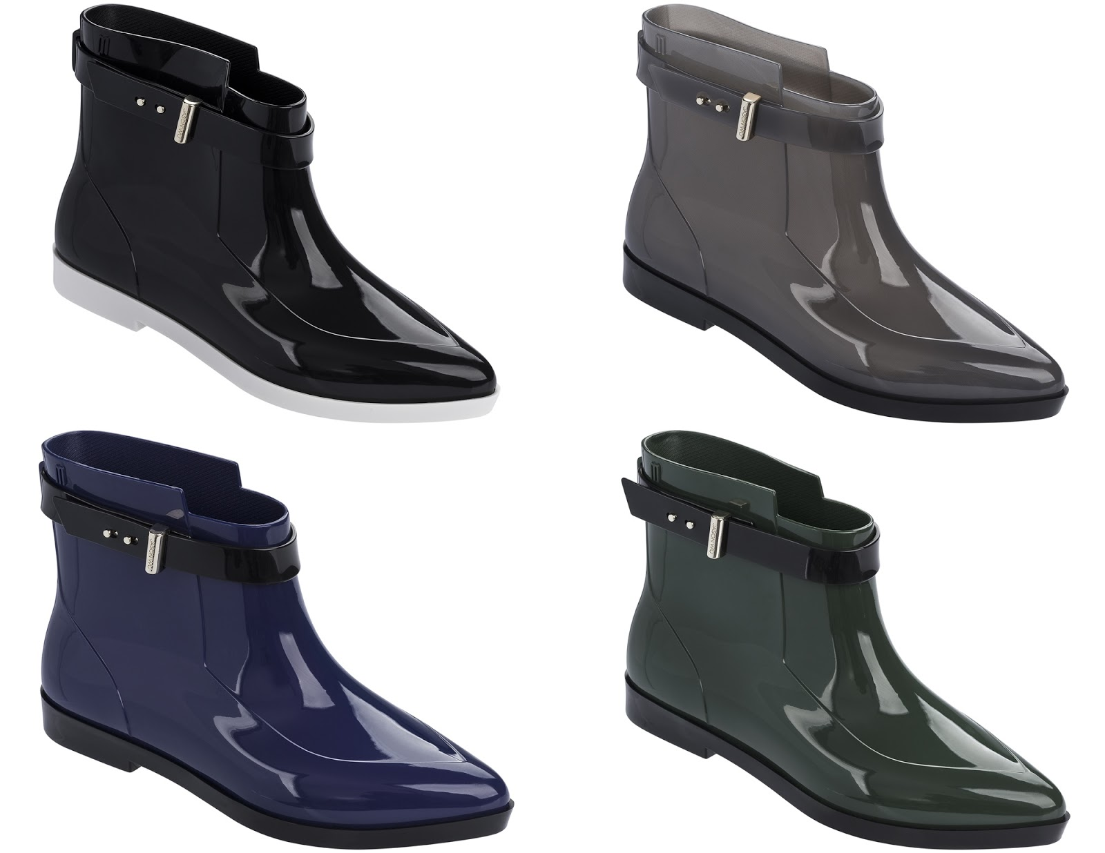 Shoe Of The Day Melissa Shoes X Jason Wu Franciose Boots