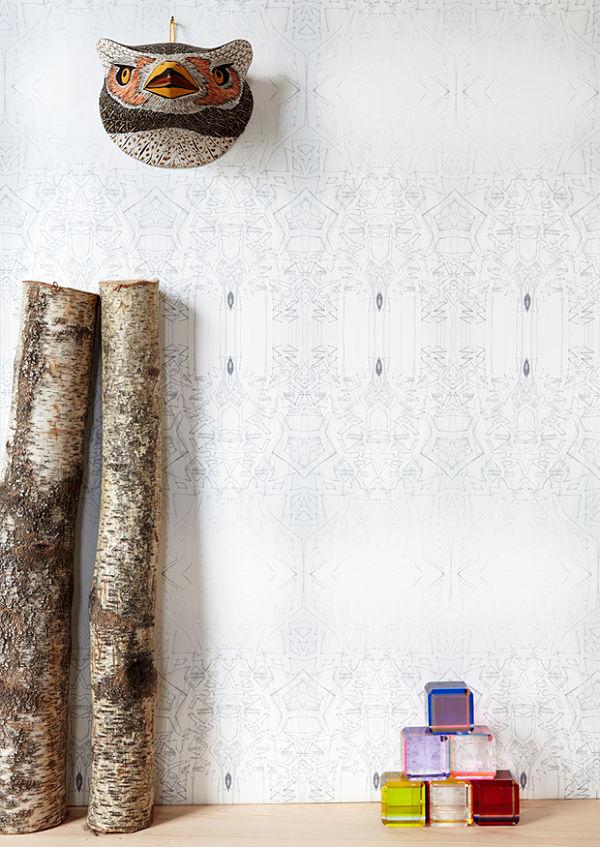 PUNTXET Inspiración para decorar tu hogar con papel pintado #decoracion #hogar #home #decoration