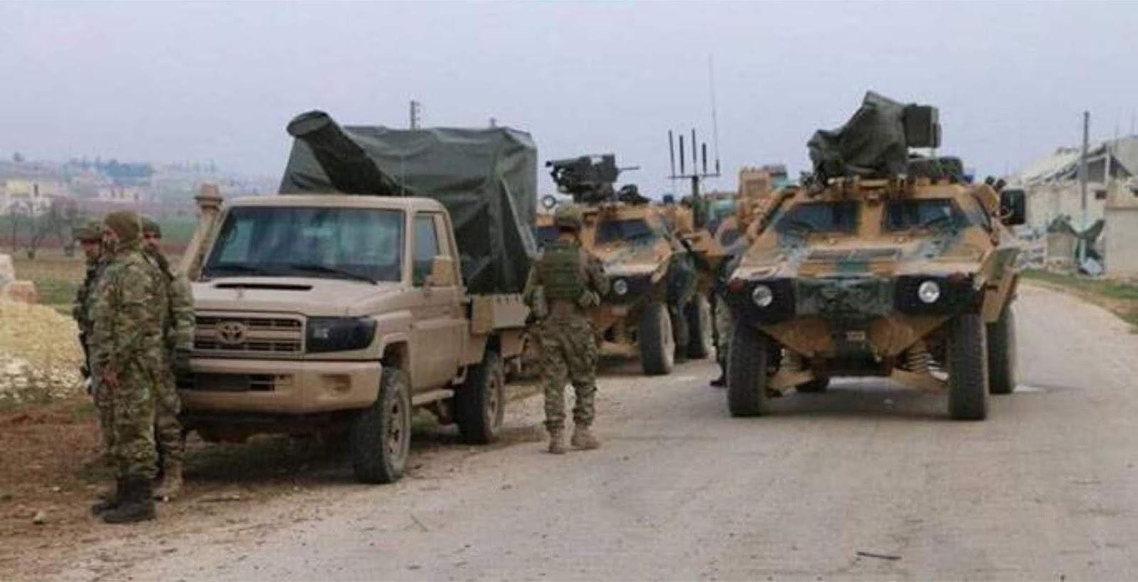 Reuters: Turki mengintensifkan pasokan senjata ke oposisi di Suriah barat laut