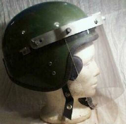 Winter of '79: British Army Helmets in 1979: Part 3 Internal