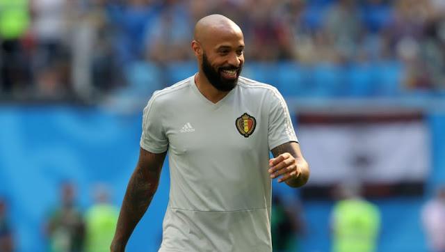 Thierry Henry sur le point d'entrainer sa première équipe