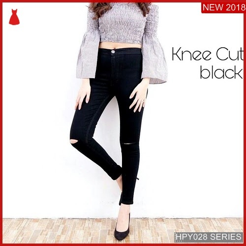 HPY028H86 Highwaist Cut Anak Knee Murah BMGShop