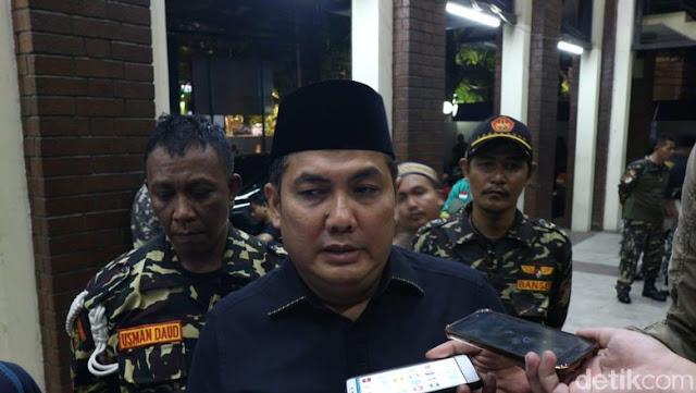 Kecapekan, Anggota Banser DKI Meninggal di Markas GP Ansor