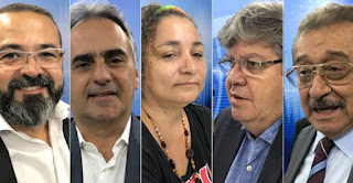 Candidatos ao Governo intensificam campanha