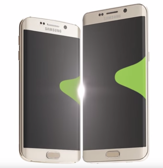 samsung galaxy s6 edge plus canzone